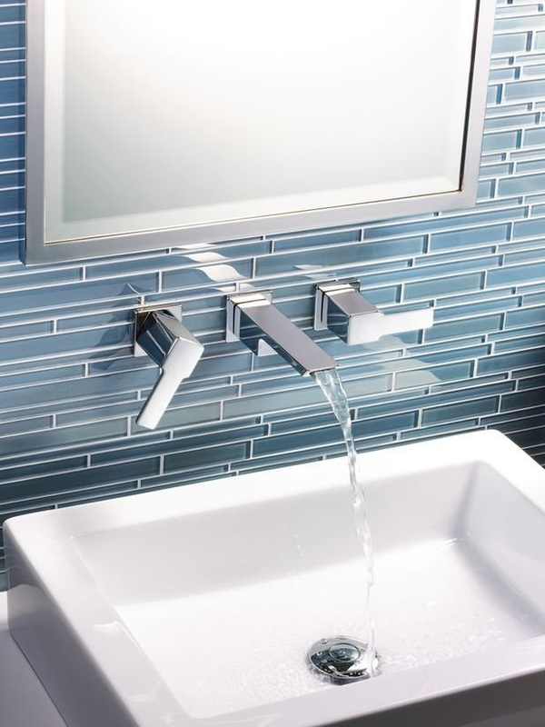 Look at these tile ideas for your kitchen and bath!